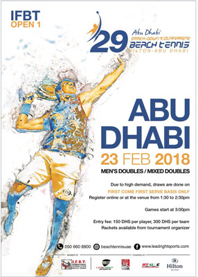 WORLD CUP ABU DHABI